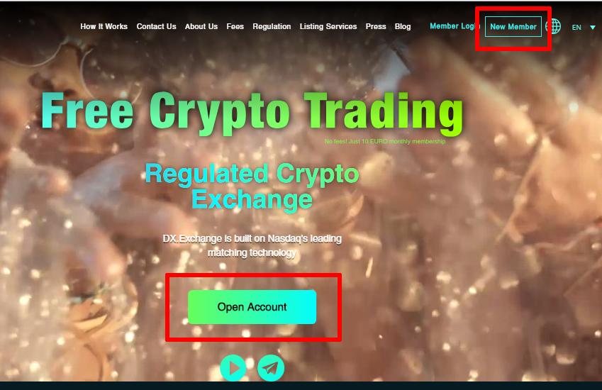 DX.Exchange取引所の謎に迫る!オープン&トークンはいつ?最新情報公開!