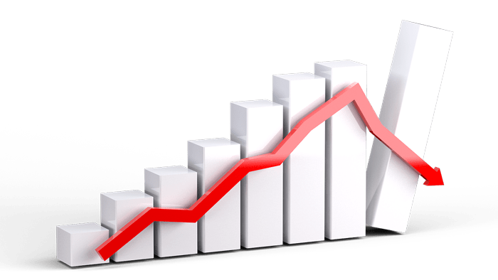 景気後退期はいつ?経済は米国から崩れていき、そして株に冬の時代がくると予想